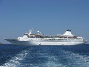 Crucero en el Mediterráneo