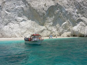 Las islas griegas ofrecen un paisaje cautivador