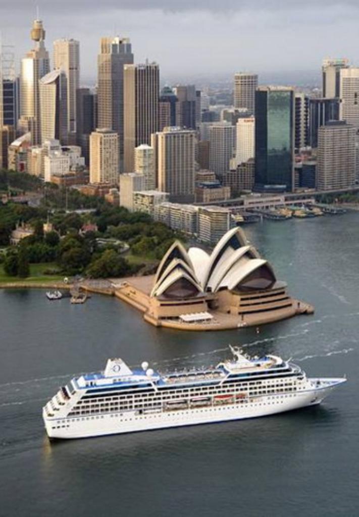 CRUCERO OCEANIA Sydney