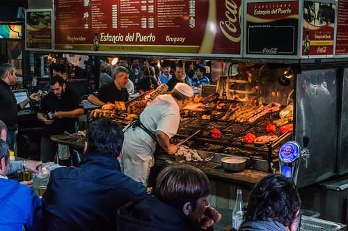 Mercado del Puerto. Montevideo