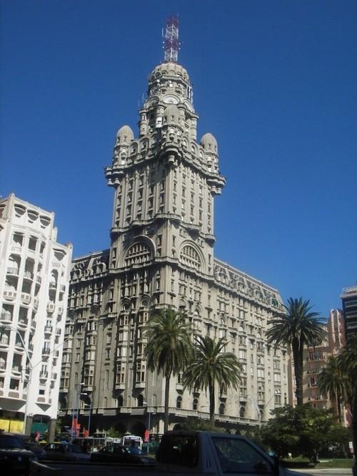 Palacio Salvo. Montevideo